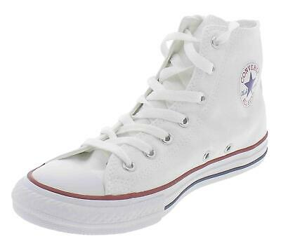 2converse bianche alte all star