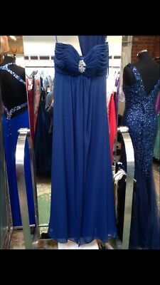 UK Long Formal Evening Prom Party Dress Bridesmaid Dresses Ball Gown Cocktail • 120£