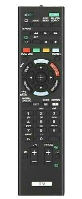 £4.90 • Buy Aftermarket Replacement TV Remote Control FOR Sony RM-ED059 / RMED059 / RMED-059