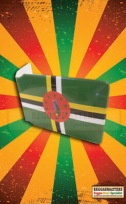 £2.75 • Buy Dominica Print Bus Pass Or Oyster Card Wallet  Holder Version 2