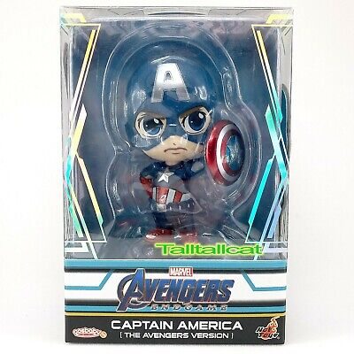 $ CDN26.43 • Buy Marvel Hot Toys Avengers END GAME Captain America Shield Cosbaby