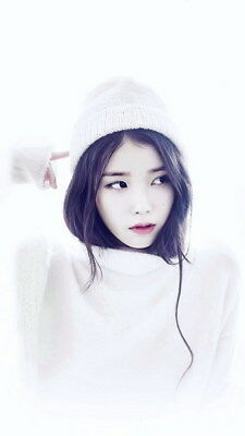 "078 Korean Idol IU Girl Hot Kpop Star 42/""x24/"" Poster"