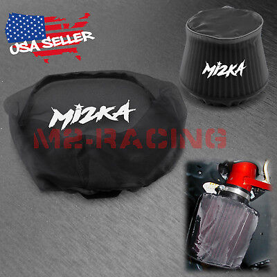 $14.88 • Buy Black Engine Cold Air Intake Pre Filter Conical Cover Water Repellent Washable