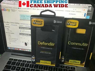$ CDN45 • Buy Otterbox Defender Commuter Samsung Galaxy S10 S9 S8 S7 S6 S5 S4 Note 9 10 + Edge