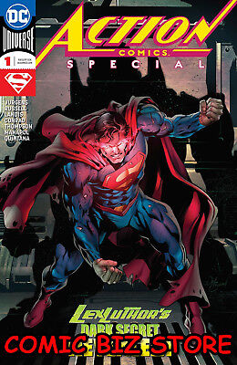 Action Comics Special #1 (2018) 1st Print Dc Universe Bagged & Boarded ($4.99) • 4.25£