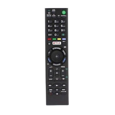 £4.99 • Buy Replacement Remote Control For Sony KDL48WD653BU FHD Smart LED TV