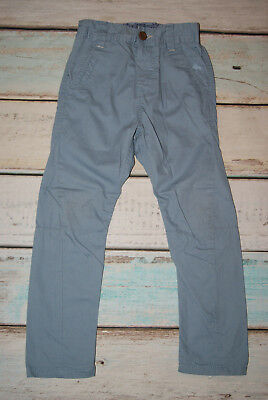 Next Boys Twisted Legs Trousers Age 5 Years • 5.99£