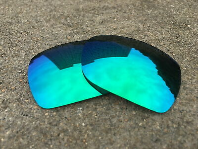 £4.54 • Buy IR.Element Polarized Replacement Lens For-Oakley Deviation OO4061 -Emerald Green