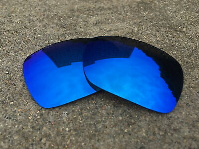 £4.54 • Buy IR.Element Polarized Replacement Lenses For-Oakley Deviation OO4061 -Ice Blue