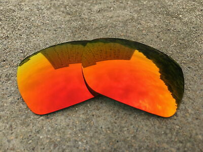 £4.54 • Buy IR.Element Polarized Replacement Lens For-Oakley Deviation OO4061 - Fire Red