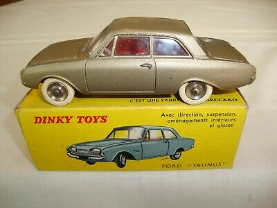 £75 • Buy FRENCH DINKY 559 FORD TAUNUS - VERY GOOD In Original BOX