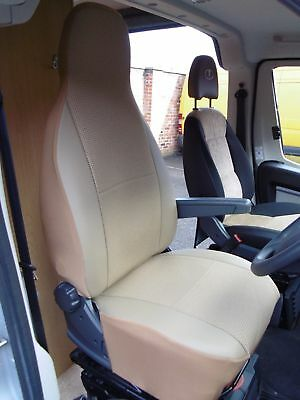 Semi Fit A Hymer Motorhome ,seat Covers, Elsie Mh-195 • 79.99£