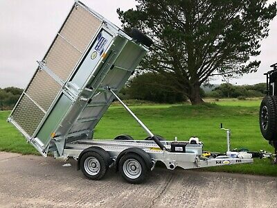 Tipper / Tipping Trailer Hire - Ifor Williams TT3017, Plant Trailer Hire • 50£