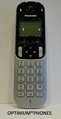 Panasonic Kx-tgca20ex Replacement Spare Silver Handset Only • 14.99£