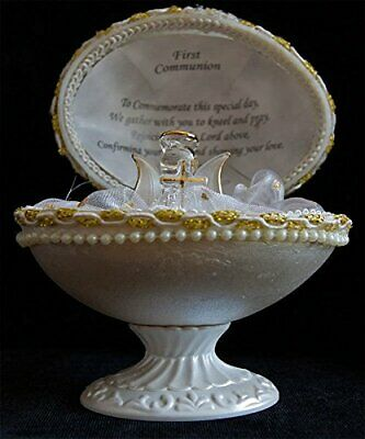 First Holy Communion Guardian Angel Gift Commemorative Keepsake Prayer Poem Gift • 50.99£