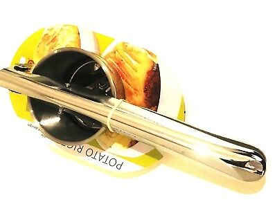 NEW Stainless Steel Easy To Use Potato Ricer Masher • 9.75£