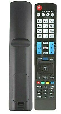 £8.95 • Buy Universal Remote Control For LG Smart 3D LED LCD HDTV TV Direct Replacement