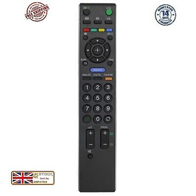£6.99 • Buy Sony TV Remote Control RM-ED0009 RM-ED-009 RMED009 Bravia LCD Controller UK