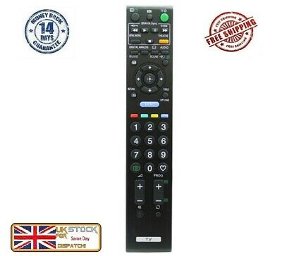 £6.99 • Buy For Sony RM-ED016 Replacement Remote Control For Sony BRAVIA TV UK Stock