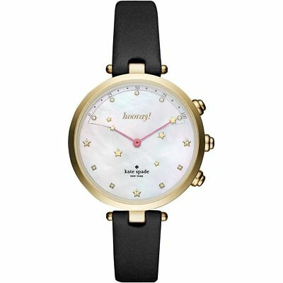 $ CDN124.89 • Buy KATE SPADE Women's Holland Slim Hybrid Smart Watch 38mm  KST23204 $225.00