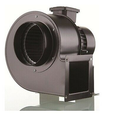 £89.90 • Buy 200M Industrial Centrifugal Blower Fan Fume, Smoke Extractor Ventilation