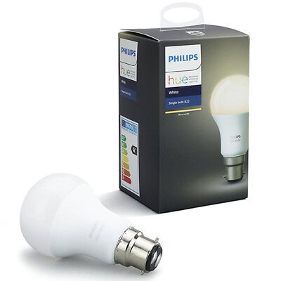 AU30 • Buy Philips - HUEWHTBULB-B22 - Hue White - Single Bulb B22