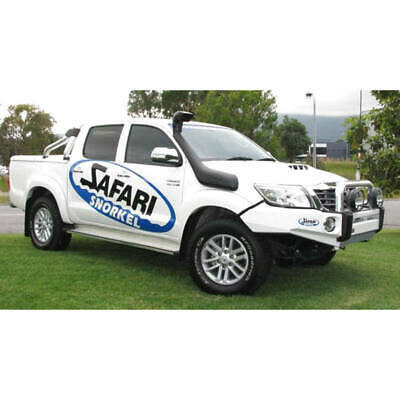 AU475 • Buy Safari V-Spec Snorkel Kit For Toyota Hilux N70 KUN26R (Oct 2011 - Oct 2015)