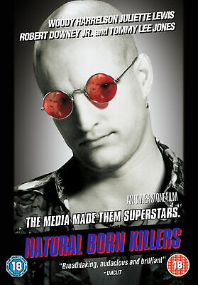 Natural Born Killers [1994] (DVD) • 4.99£