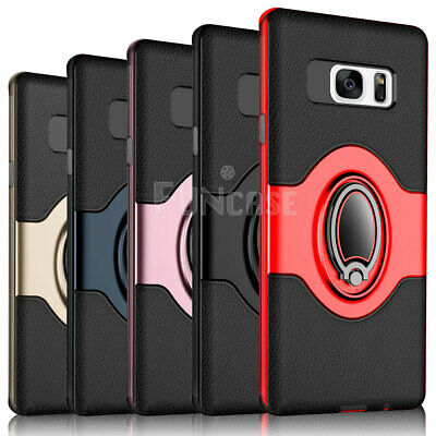 $ CDN10.20 • Buy For Samsung Galaxy S7 Edge Case Shockproof Hybrid Armor Rugged Kick-Stand Cover