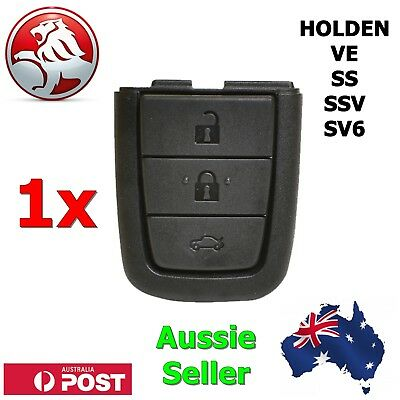 AU7.95 • Buy Holden VE SS SSV SV6 Commodore Replacement Key Remote Blank Shell Case Berlina
