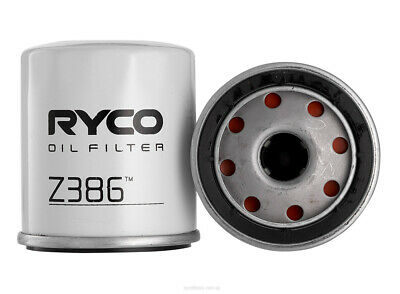 AU14.95 • Buy Ryco Oil Filter Z386 Fits Toyota Starlet 1.3 (EP91), 1.3 4x4 (EP85), 1.3 Gi (...