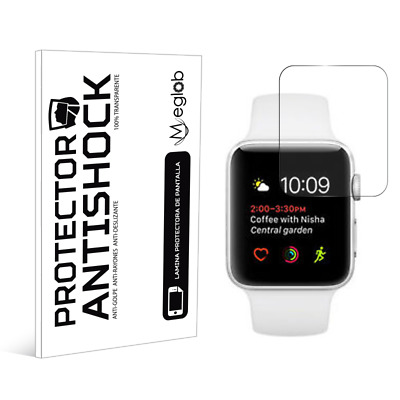 $ CDN3.23 • Buy Screen Protector Anti-shock Apple Watch Series 1 Aluminum 42mm