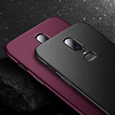 AU4.15 • Buy For OnePlus 7T 7 Pro 6T 5T 6 3T Shockproof Thin Sandstone Matte Hard Cover Case