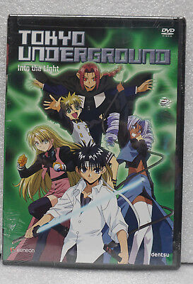 AU63.56 • Buy Tokyo Underground Vol 6 Into The Light Brand New Factory Sealed