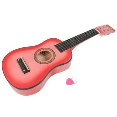 £11.98 • Buy 23  Inch Childrens Kids Wooden Acoustic Guitar Child Gift Christmas Day Gift
