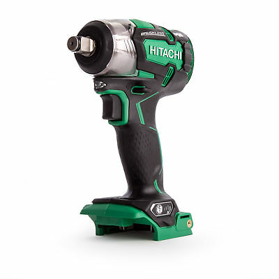 Hitachi & HiKOKI WR18DBDL2/W4Z 18V Li-ion Brushless Impact Wrench Body Only • 134.50£