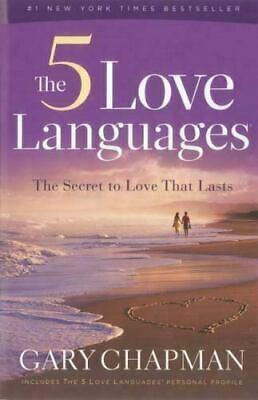 AU10.14 • Buy The 5 (five) Love Languages By Gary Chapman Paperback Book FREE USA SHIPPING