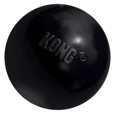 KONG Extreme Ball Rubber Dog Toy Strong Durable Bouncy Chew Fetch Toys Or Treats • 10.59£