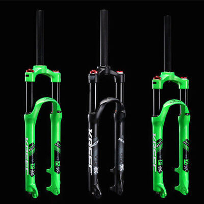 £186 • Buy MTB Bike Front Forks Air Suspension Forks 120mm For 26'' 27.5'' Mountain Bicycle