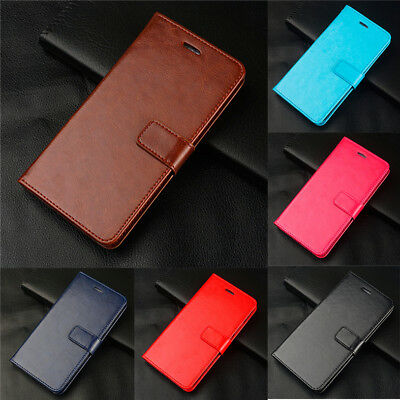 $ CDN5.88 • Buy For Samsung Galaxy S5 Neo S7 S9+ S8 S10e Magnetic Wallet Case Flip Leather Cover