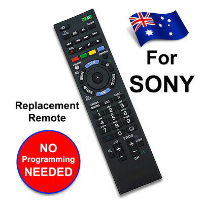 AU13.98 • Buy Bravia 4k Ultra HD Replacement Universal Remote Control For SONY TV