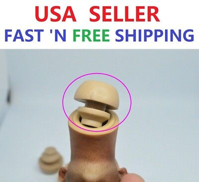 £4.89 • Buy 1/6 Scale Male Neck Joint Adapter Connector For Hot Toys Male Body