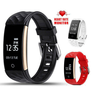 View Details Waterproof Smart Watch Sports Fitness Tracker Heart Rate Activity Monitor Fitbit • 22.95£