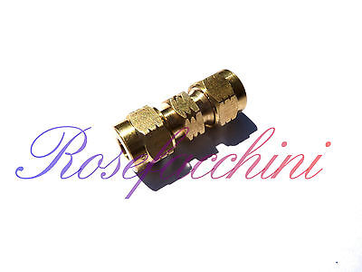Compression Connector Join Coupling Joint Gas Water Oil Air Liquid Lpg + Olives • 5.55£