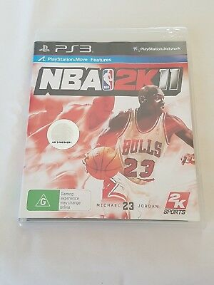 AU3.95 • Buy NBA 2K11 PS3 Playstation
