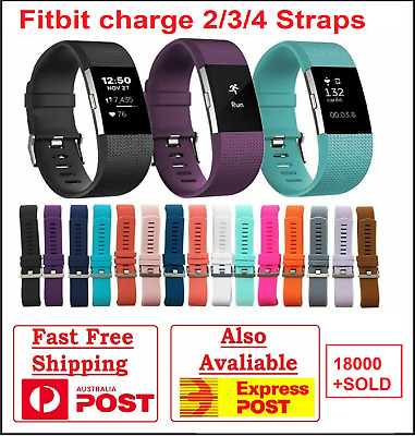 AU8.55 • Buy Fitbit Charge 2 3 Various Luxe Band Replacement Wristband Watch Strap Bracelet