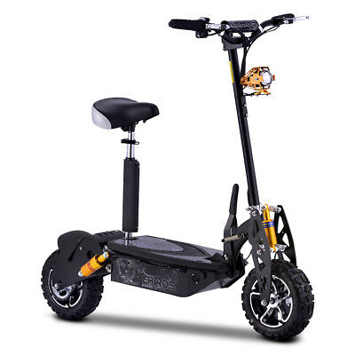 View Details Chaos 48 Volt 1000W Electric Scooter Big Wheel Powerboard • 499.00£