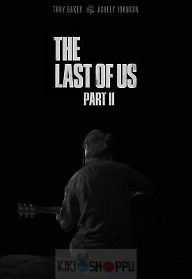 1 Poster A3 The Last Of Us Videogame Videojuego Cartel Decor Impresion 01