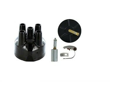 $40.98 • Buy Farmall IH Tractor H4 Magneto Cap & Ignition Tune Up Kit A B H M MTA W4 47413DYC