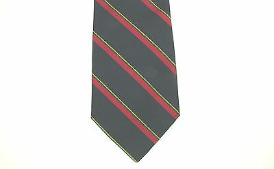 £13.14 • Buy RM Royal Marines Commando Classic Stripe Hand Made In The UK Regimental Tie